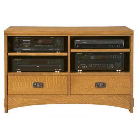 "44"" Open TV Console"