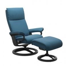 Aura Chair & Ottoman
