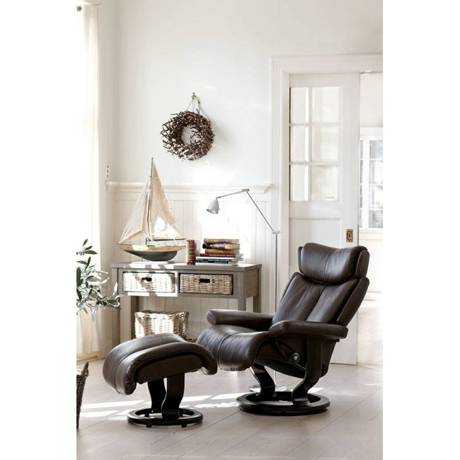 Magic Classic Chair Amp Ottoman S