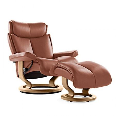 Magic Chair & Ottoman (L)