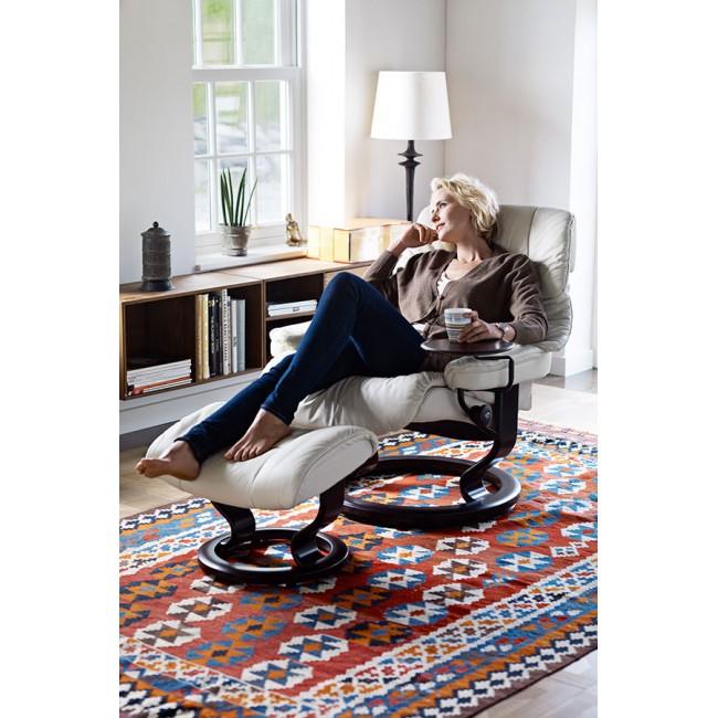 Reno Chair Ottoman M