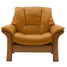 Buckingham Low Back Chair