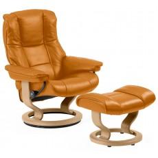 Mayfair Chair & Ottoman (S)