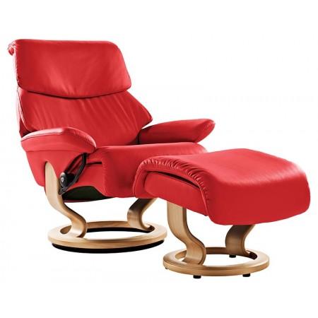Dream Chair & Ottoman (S)