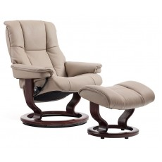 Mayfair Chair & Ottoman (M)