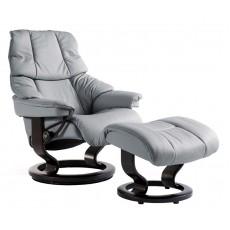 Reno Chair & Ottoman (M)