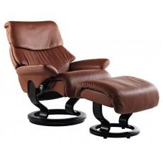 Dream Chair & Ottoman (L)