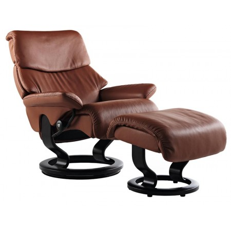 Dream Chair & Ottoman (L)