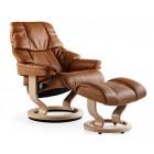 Vegas Chair and Ottoman