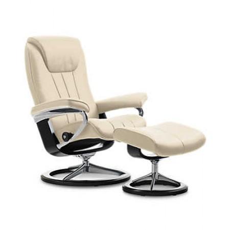 Bliss Classic Chair & Ottoman (M)