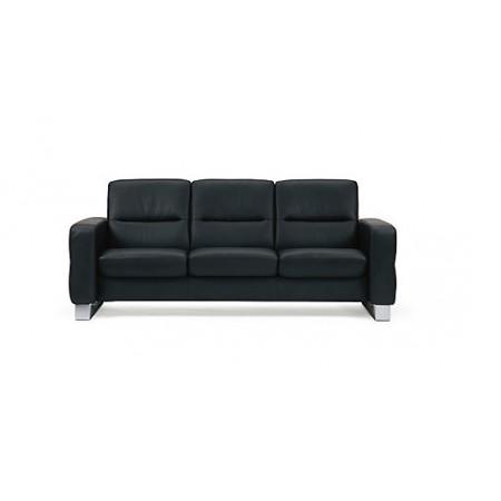Wave Sofa, Lowback