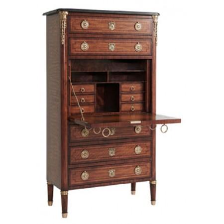 The Princess of Wales Bedroom Fall Front Desk & Bureaux