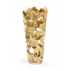 Ginkgo Leaf Vase