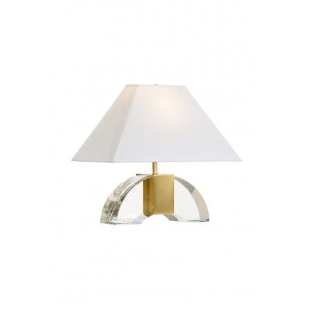 Chess Court Lamp - Crystal