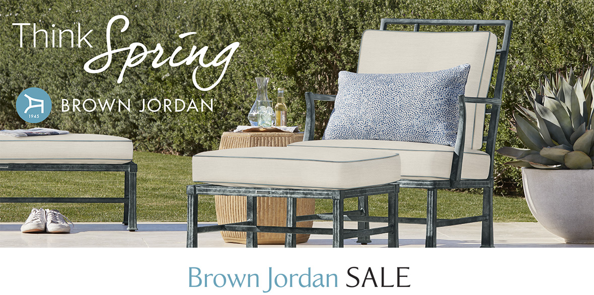 Brown Jordan Sale