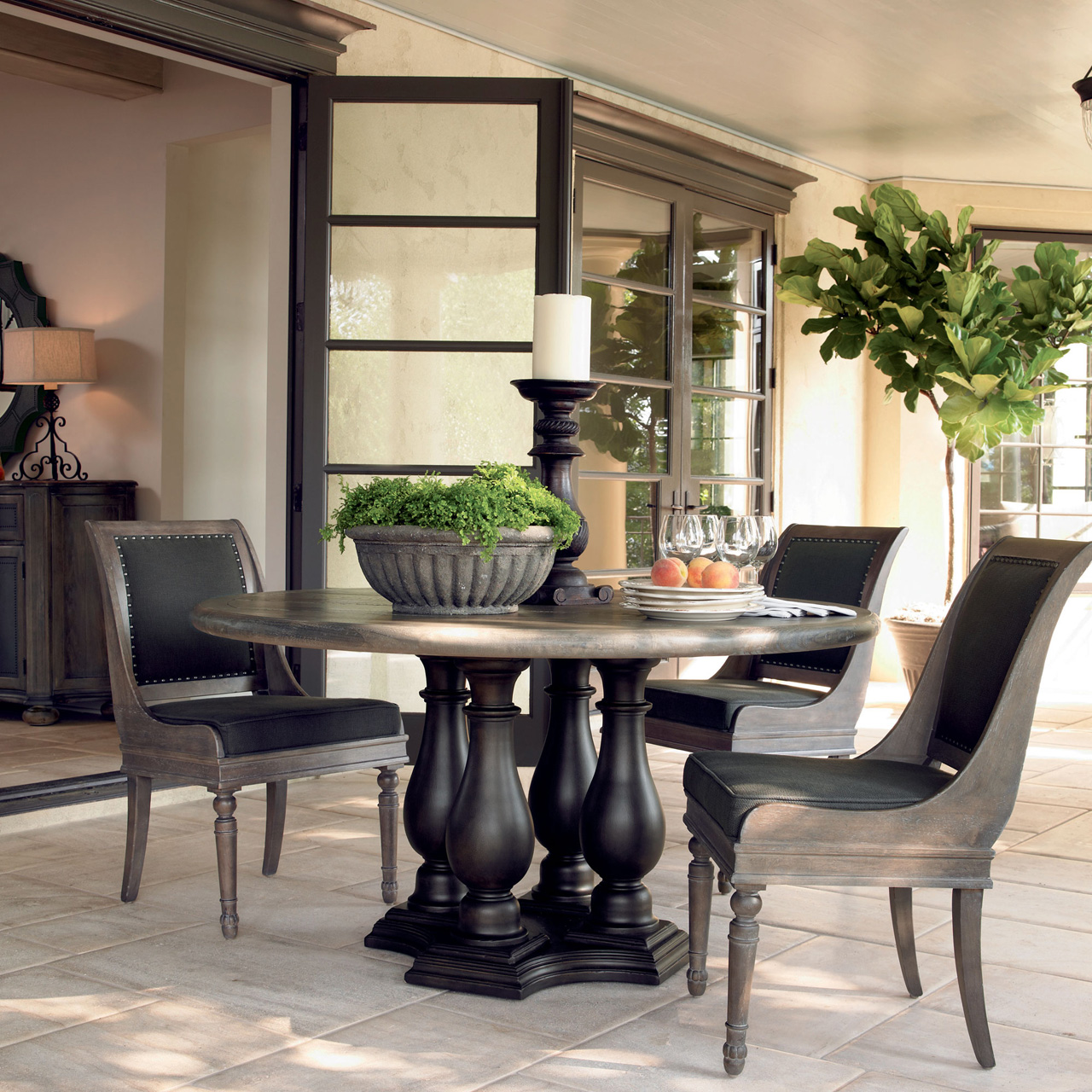 Dining Room Furniture With Bench: Dining Room Furniture