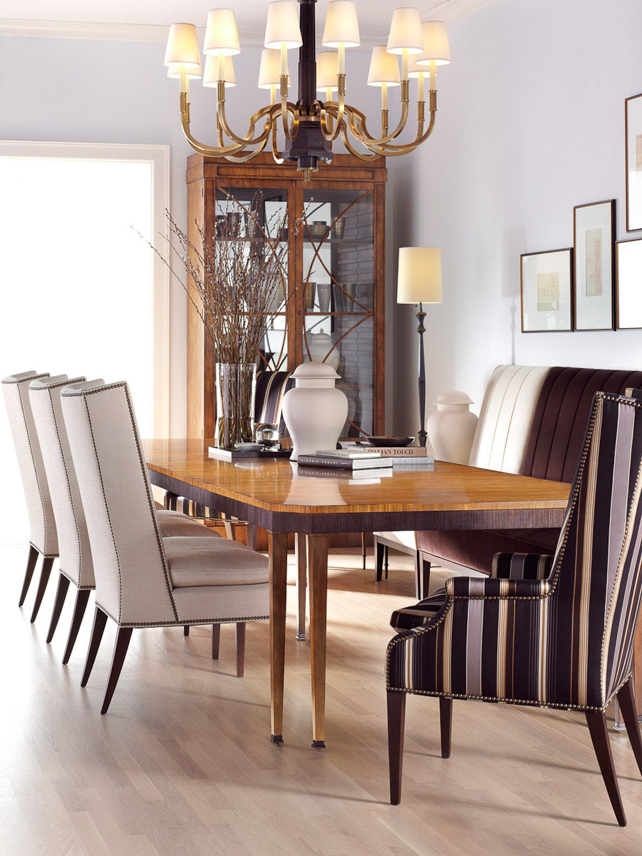 henredon dining room furniture etcet blog