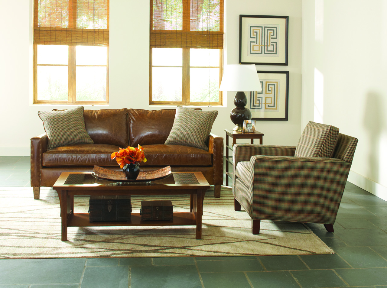 Living Room Leather Furniture At Sheffield Furniture