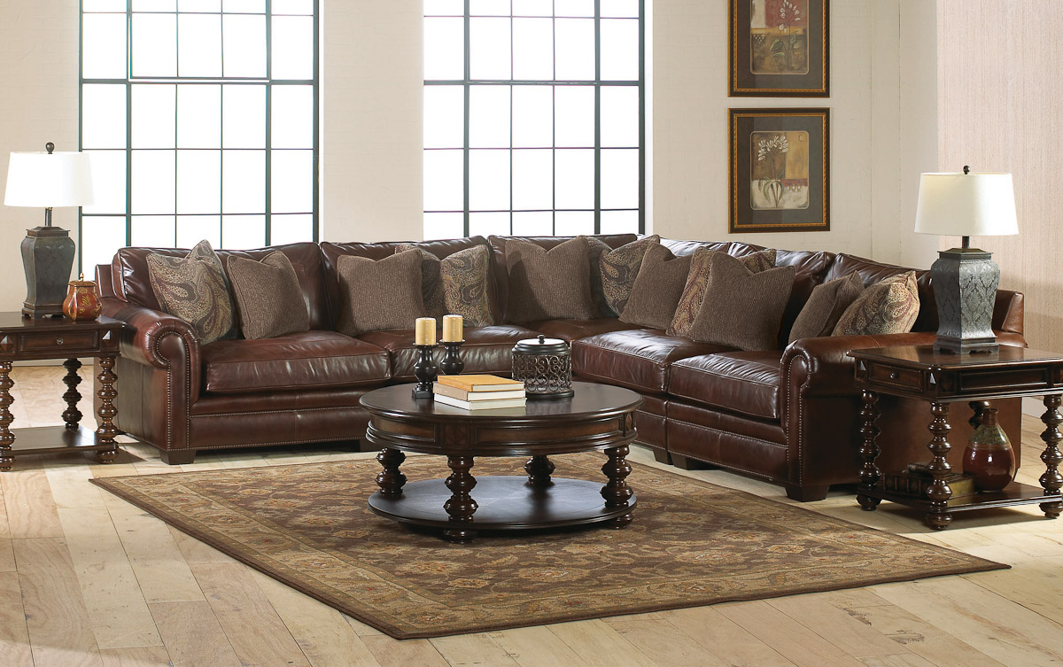 Leather Sectional Living Room Furniture 1200 x 753