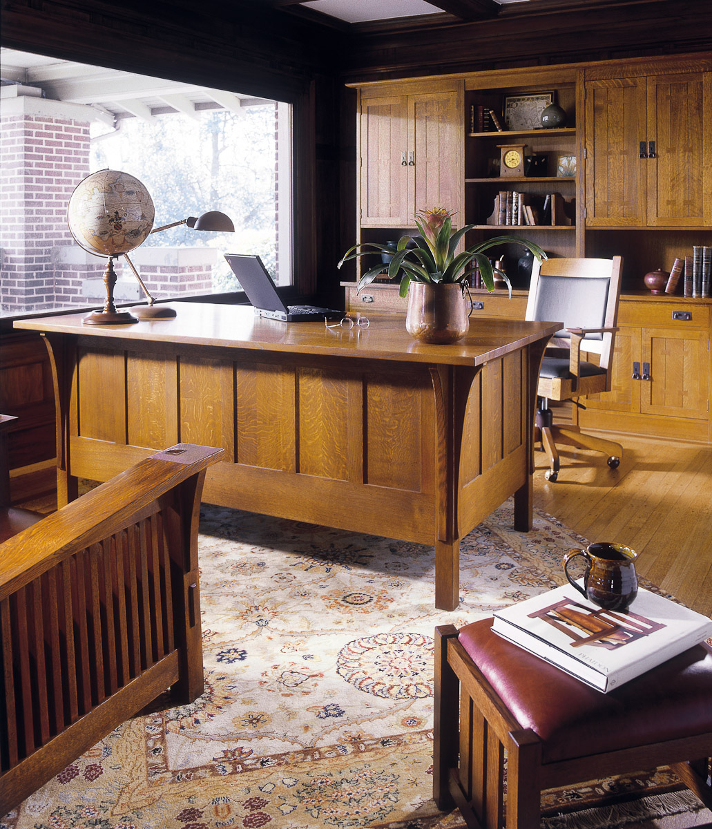 Executive Office Furniture: Home Office Furniture