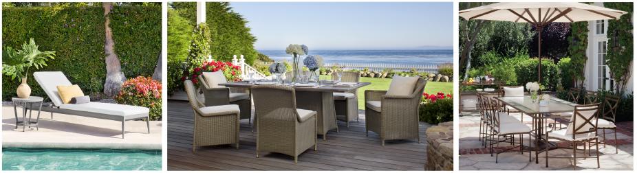 Brown Jordan - Luxury Outdoor, Patio, Deck, and Garden ...