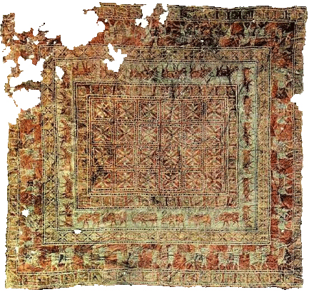 Antique Persian Rug Example