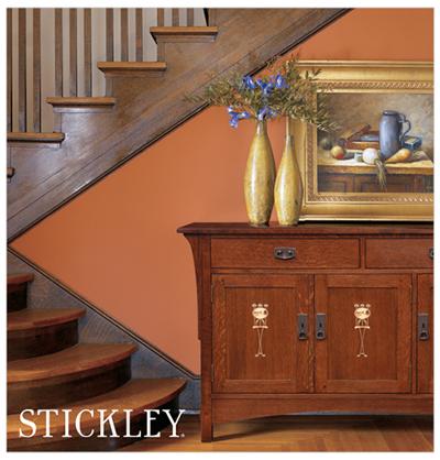 Stickley Harvey Ellis Console