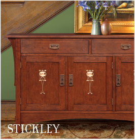 Stickley Harvey Ellis Console