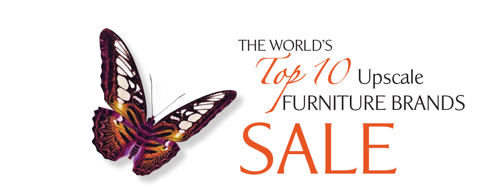 Top 10 Upscale Furniture Brands Sale