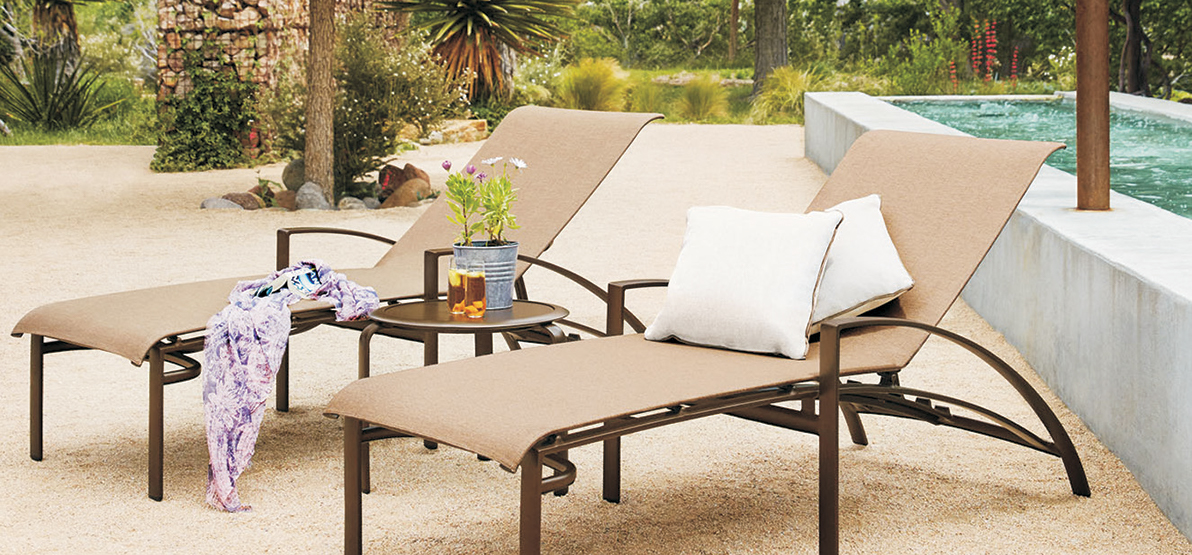 BROWN JORDAN OUTDOOR FURNITURE. Brown Jordan Furniture