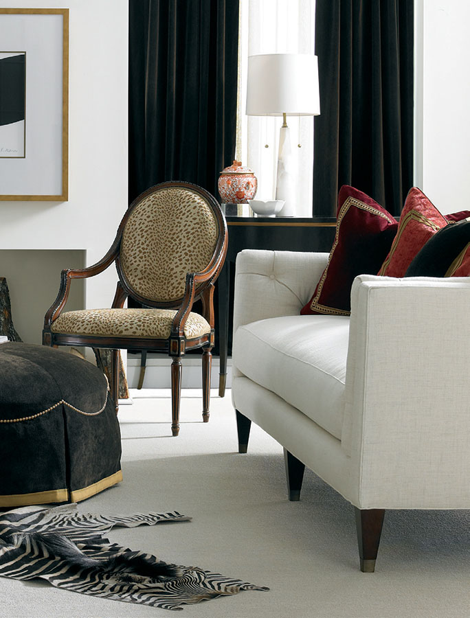 Hickory white furniture at sheffield furniture interiors - Sheffield furniture and interiors ...