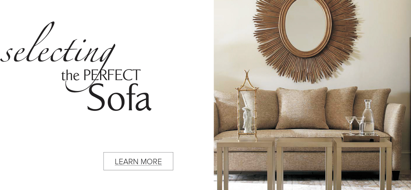 Select the perfect Sofa