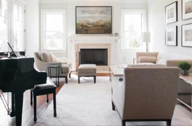 Interior design services at sheffield furniture interiors for Interiors modern home furniture woodbridge va