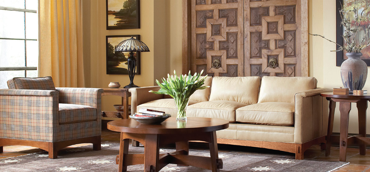 Stickley Furniture At Sheffield Interiors