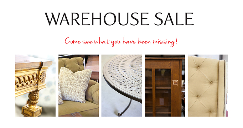 Warehouse clearance sale at sheffield furniture interiors for Furniture warehouse sale