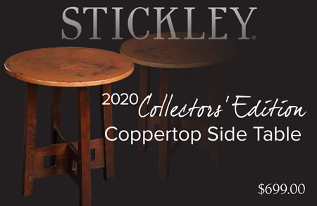 Stickley 2020 Collectors Piece